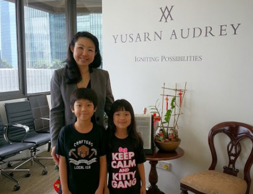 Yusarn Audrey Celebrates Our Young Inventors – The IP Journey Of The Much Awarded Qanemate – Walking Aid Holder Device